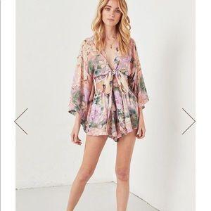 New! Spell Lily Flutter Shorts